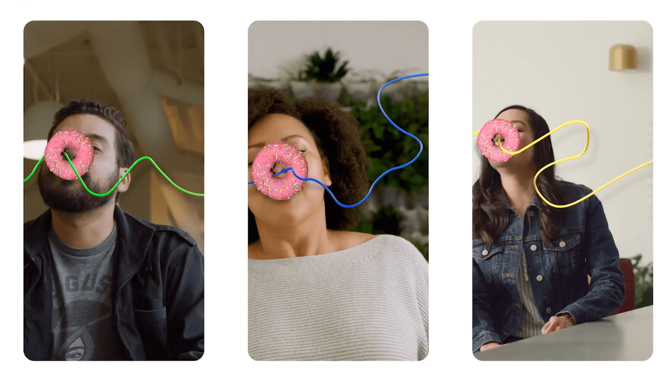 multipeer-AR-doughnut