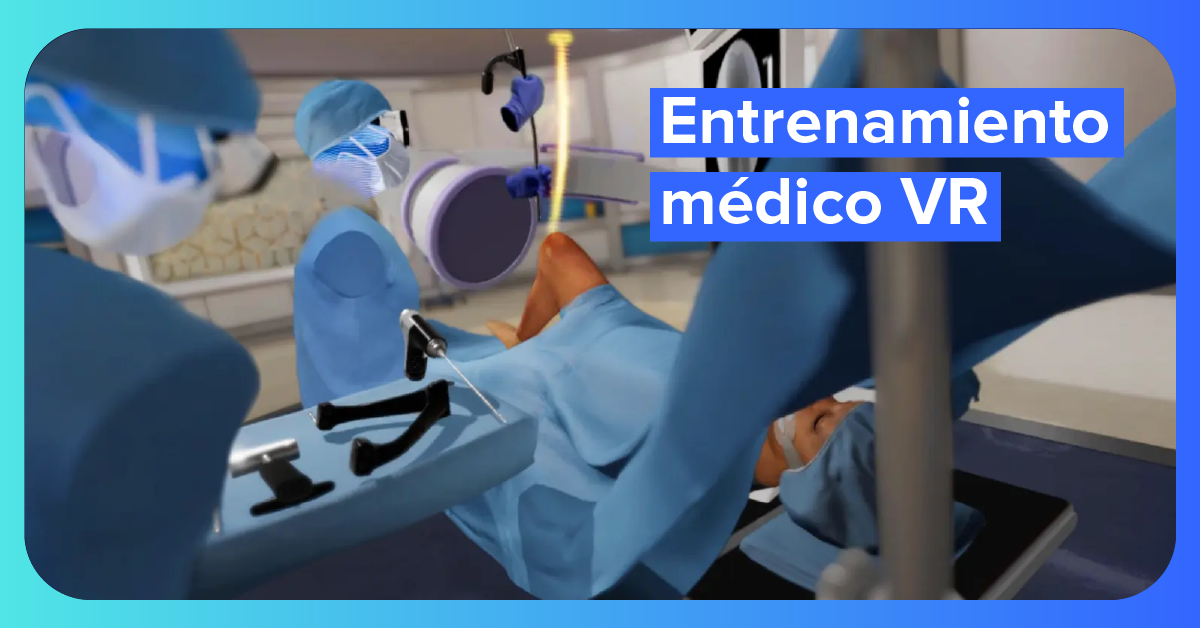 Osso fondea $27M de dólares para entrenamiento VR medico