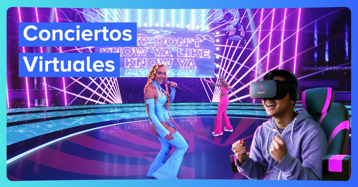 AmazeVR recaba 9.8 millones para crear conciertos virtuales