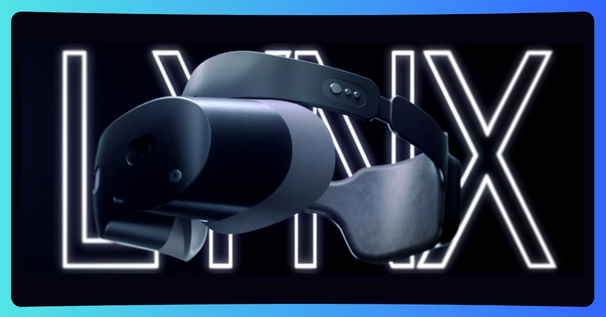 Lynx R1 AR y VR hybrido