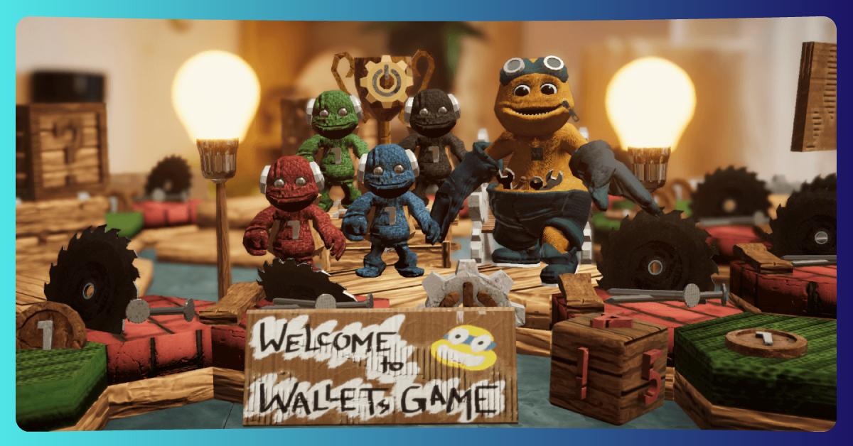 AR Party, para los fans del Mario Party